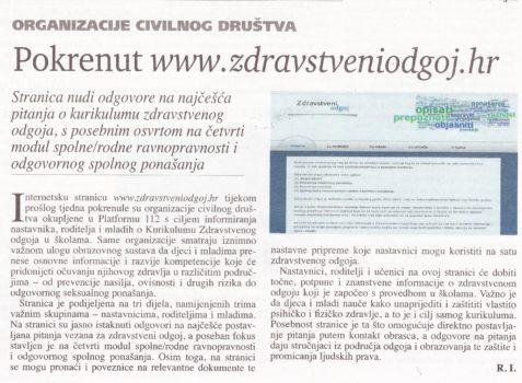 Skolske novine ZO