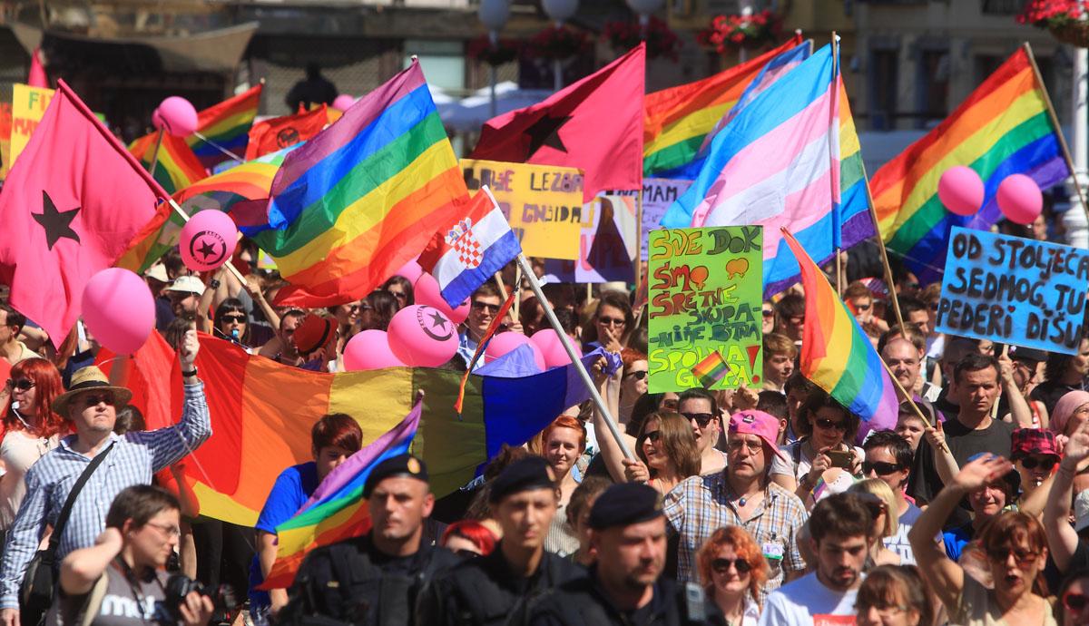 Zagreb Pride 2012