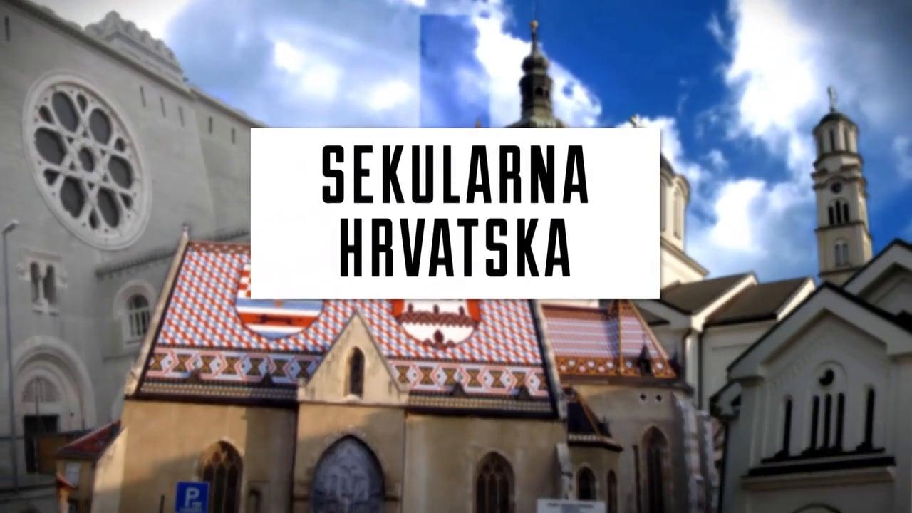 Povodom Bozanićeve izjave – podrška sekularnosti